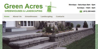 Green Acres Greenhouses & Landscaping